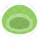 Daifuku Greentea Sweets Icon