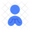 Bow Greeting Protect Icon