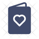 Card Message Wedding Invitation Icon