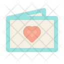 Greeting Card Icon