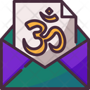 Greeting Card Diwali Cultures Icon