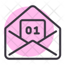 Greetings Card Envelope Icon