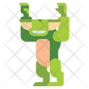 Gremlin Halloween Monster Icon