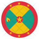 Grenada National Country Icon