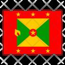 Grenada Flag Flags Icon