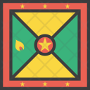 Grenada Country Flag Icon