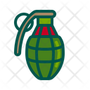 Grenade Bomb Weapon Icon