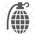 Grenade Army Military Icon