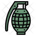 Grenade Burst Military Icon