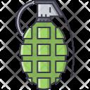 Grenade Explosion War Icon