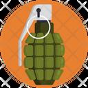 War Grenade Bomb Icon