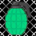 Hand Grenade Grenade Weapon Icon