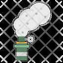 Grenade Smoke Military Icon