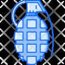 Grenade Explosion Military Icon