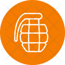 Grenade Bomb Weapon Icon