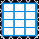 Grid Layout Icon