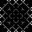 Gridm Grid Layout Icon