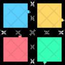 Grid Big Thumbnails Icon