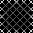 Grid Lines Icon