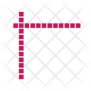 Grid Lines Selection Icon