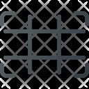 Grid On Camera Icon