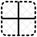 Grid Cell Middle Icon