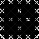 Grid Layout Web Icon