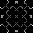 Grid Blocks Squares Icon