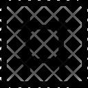 Grid Signalization Signal Icon