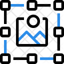 Graphic Art Vector Icon
