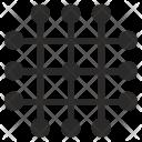 Grid Complex Icon