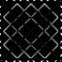Grid Square Transform Icon