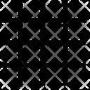 Grid Big Mini Grid Icon