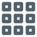 Design Grid Layout Icon