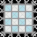 Grid Art And Design Square Icon