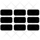 Grid Background Square Icon