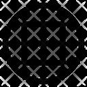 Grid Design Edit Tool Icon