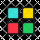 Grid Thumbnail Menu Icon