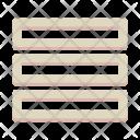 Grid Menu List Icon