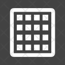 Grid View Layout Icon