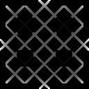 Grid Button Icon
