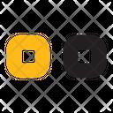 Grid Horizontal Grid Menu Icon