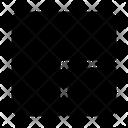 Layout Design Webpage Icon