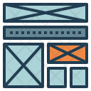 Grid Layout Icon