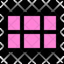Grid location Icon