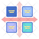 Grid Matrix Icon
