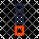 Grid Vertical Menu Ui Icon Icon