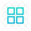 Grid View Icon