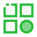 Grid View Grid User Interface Icon