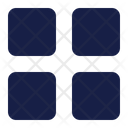 Grid View Px Icon